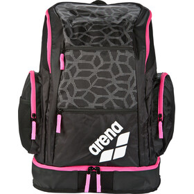 arena Spiky 2 Large Backpack 40l black x-pivot-fuchsia